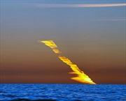 Vệt sáng lạ xuất hiện tại Australia