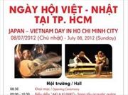 """Tưng bừng """"Ngày hội Việt – Nhật"""" tại Thành phố Hồ Chí Minh"""