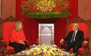 Hoa Kỳ muốn tăng cường quan hệ hợp tác nhiều mặt với Việt Nam