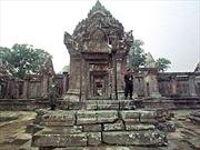 Campuchia rút quân khỏi biên giới tranh chấp với Thái Lan