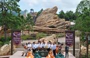 Disneyland Hong Kong thêm cảm giác mạo hiểm cho du khách