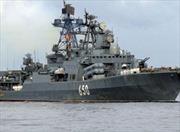 Tàu chiến Nga trực chiến tại Địa Trung Hải