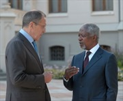 Nga ủng hộ kế hoạch hòa bình cho Syria của Đặc phái viên Annan