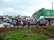 Hà Nội: Dân bức xúc vì ô nhiễm rác thải