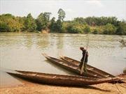 Thuyền độc mộc trên sông Pô Kô chỉ còn là hoài niệm