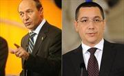 """Tổng thống Rumani  cáo buộc Thủ tướng Ponta """"tạo phản"""""""