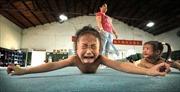 VĐV nhí Trung Quốc khổ luyện vì mục tiêu Olympic