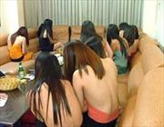 Sức cám dỗ của thù lao bán dâm khiến nhiều cô gái sa chân