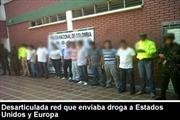 Colombia triệt phá băng buôn lậu ma túy xuyên quốc gia