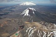 Núi lửa Tongariro phun trào sau hơn 100 năm 'ngủ yên'