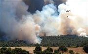 Trực thăng Nga rơi khi dập cháy rừng ở Thổ Nhĩ Kỳ