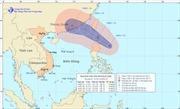 Lại một cơn bão mạnh đi vào Biển Đông