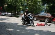 Trải nghiệm Honda SH 150i 2012