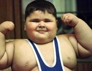 Trẻ uống kháng sinh sớm dễ bị béo phì