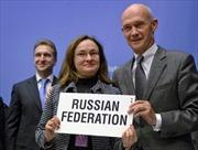 Nga chính thức là thành viên thứ 156 của WTO