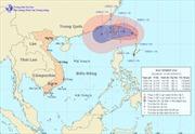 Thêm một cơn bão lớn trên biển Đông