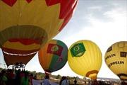 Khai mạc lễ hội khinh khí cầu quốc tế Việt Nam lần thứ I
