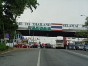 Malaysia và Thái Lan đồng ý phát triển khu vực biên giới chung