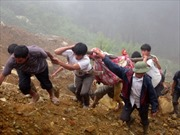 Thủ tướng yêu cầu khắc phục sự cố sạt lở ở Yên Bái