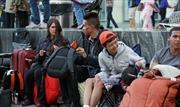 Cắm trại chờ iPhone 5