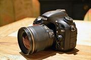 Nikon giới thiệu máy ảnh full-frame D600