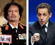 Ông Kadhafi bị giết theo lệnh của cựu tổng thống Pháp?