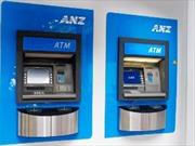 ANZ thử nghiệm máy ATM quét vân tay