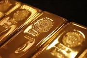 Giá vàng 'ăn theo' đồng euro mạnh