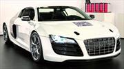 Xe điện F12 của Audi 'lộ diện'