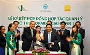 Savills Vietnam quản lý dịch vụ khu đô thị Ecopark giai đoạn 1
