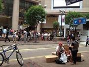 Số người nghèo Hong Kong thấp kỉ lục