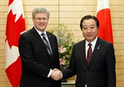 Canada và Nhật xúc tiến đàm phán FTA