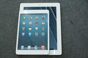 iPad mini tiếp tục cháy hàng