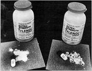 """Khủng bố thuốc cảm Tylenol - Kỳ 2: Sáu cửa hiệu """"bị nhồi"""" xyanua"""