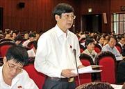 Kỳ họp thứ 4, Quốc hội khóa XIII: Thông qua chỉ tiêu tăng trưởng GDP 5,5%