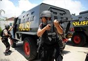Indonesia bắt nghi can khủng bố 'chuyên gia đánh bom'