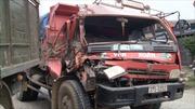 3 ôtô tông nhau liên tiếp, trên 20 hành khách may mắn thoát nạn