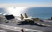 Chiến đấu cơ Trung Quốc lần đầu tiên đáp xuống tàu sân bay