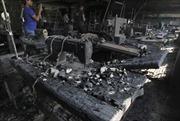 Cháy xưởng của người khuyết tật tại Đức, 14 người thiệt mạng