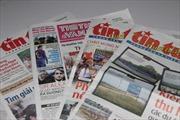 TTXVN tham gia 'sạp báo điện tử' hàng đầu thế giới