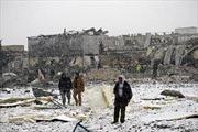 Đánh bom liều chết nhằm vào căn cứ Mỹ tại Afghanistan