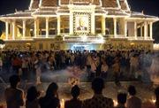 Campuchia công bố tuần quốc tang thứ hai cựu Hoàng Sihanouk