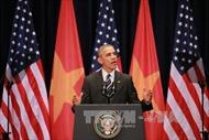 """Tổng thống Mỹ kêu gọi """"giải quyết hòa bình"""" các tranh chấp lãnh thổ ở Biển Đông"""