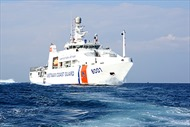 Hoàn thiện thể chế pháp lý cho lực lượng Cảnh sát biển