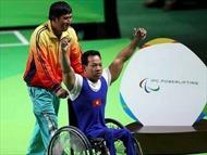 Paralympic Rio 2016:Dấu son của thể thao khuyết tật Việt Nam