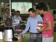 8 doanh nghiệp Việt mang chè, cà phê tới hội chợ lớn nhất châu Á