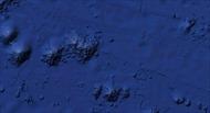Phát hiện vật thể bí ẩn to như quả núi đang bò dưới đáy Thái Bình Dương