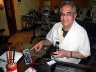 Mexico phát minh ra pin dùng 100 năm không cạn