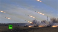 2.500 pháo thủ Nga tập luyện thực địa quy mô lớn