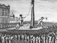 Rùng mình những kiểu hành quyết ở thế kỷ 19